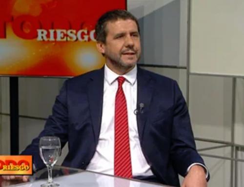 ENTREVISTA A CARLOS GRANDJEAN EN TODO RIESGO TV